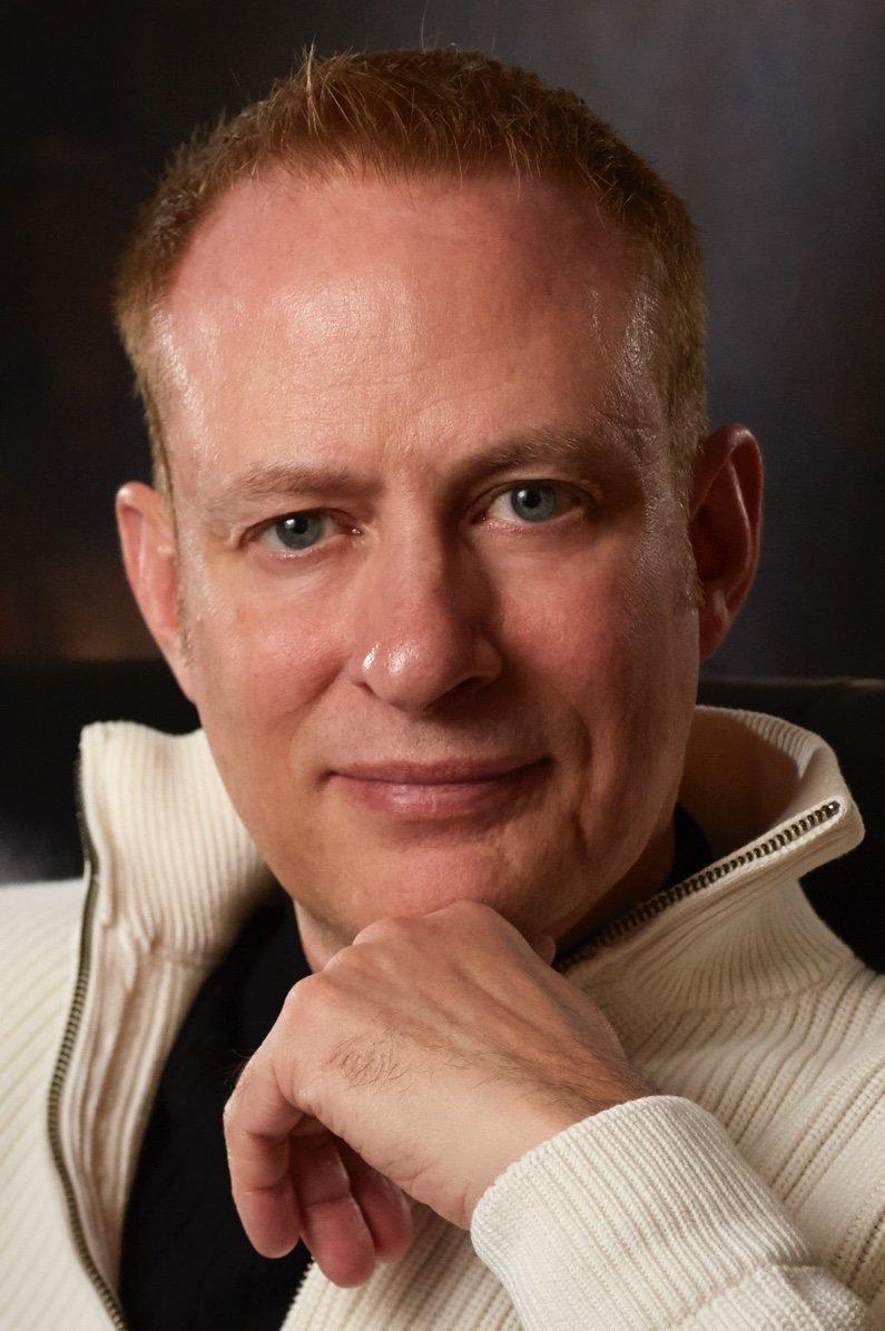 Portrait Of Rick DuChene